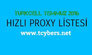 Hızlı Proxy Listesi - 2