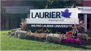 Wilfrid Laurier University Olive Budd Memorial Award