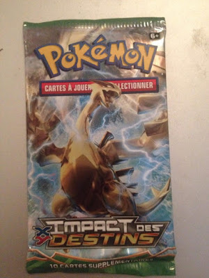 pokemon, booster pokemon, pokemon XY 10 , pokemon, impact des destins, cartes pokemon, cartes à jouer
