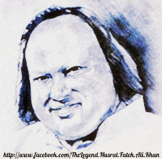 Dil Key Mandir Mein by Nusrat Fateh Ali Khan