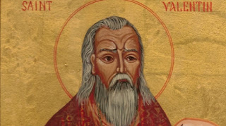 Happy Valentine Day. The history of Saint Valentine