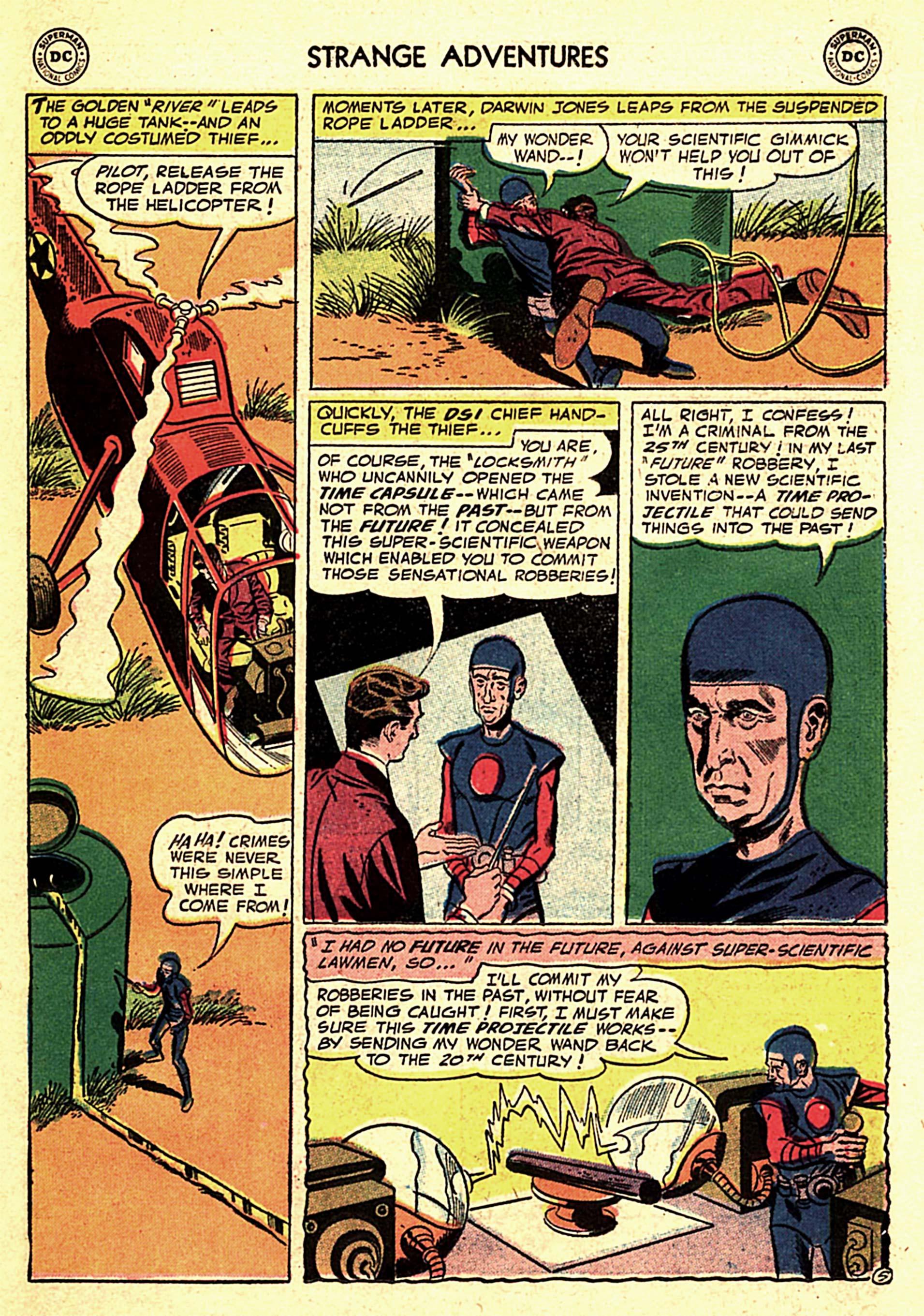 Strange Adventures (1950) issue 66 - Page 23