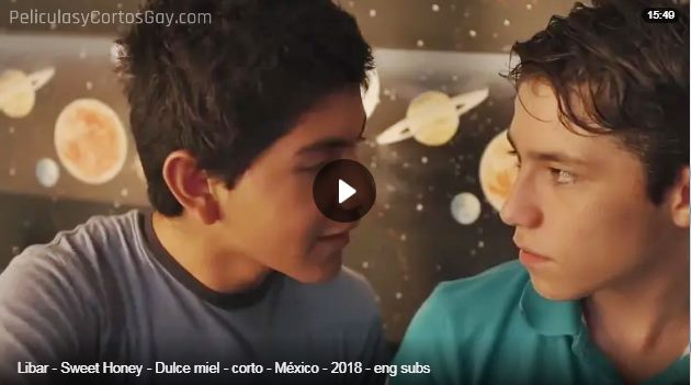 CLIC PARA VER VIDEO Libar - Sweet Honey - Dulce Miel - CORTO - Mexico - 2015