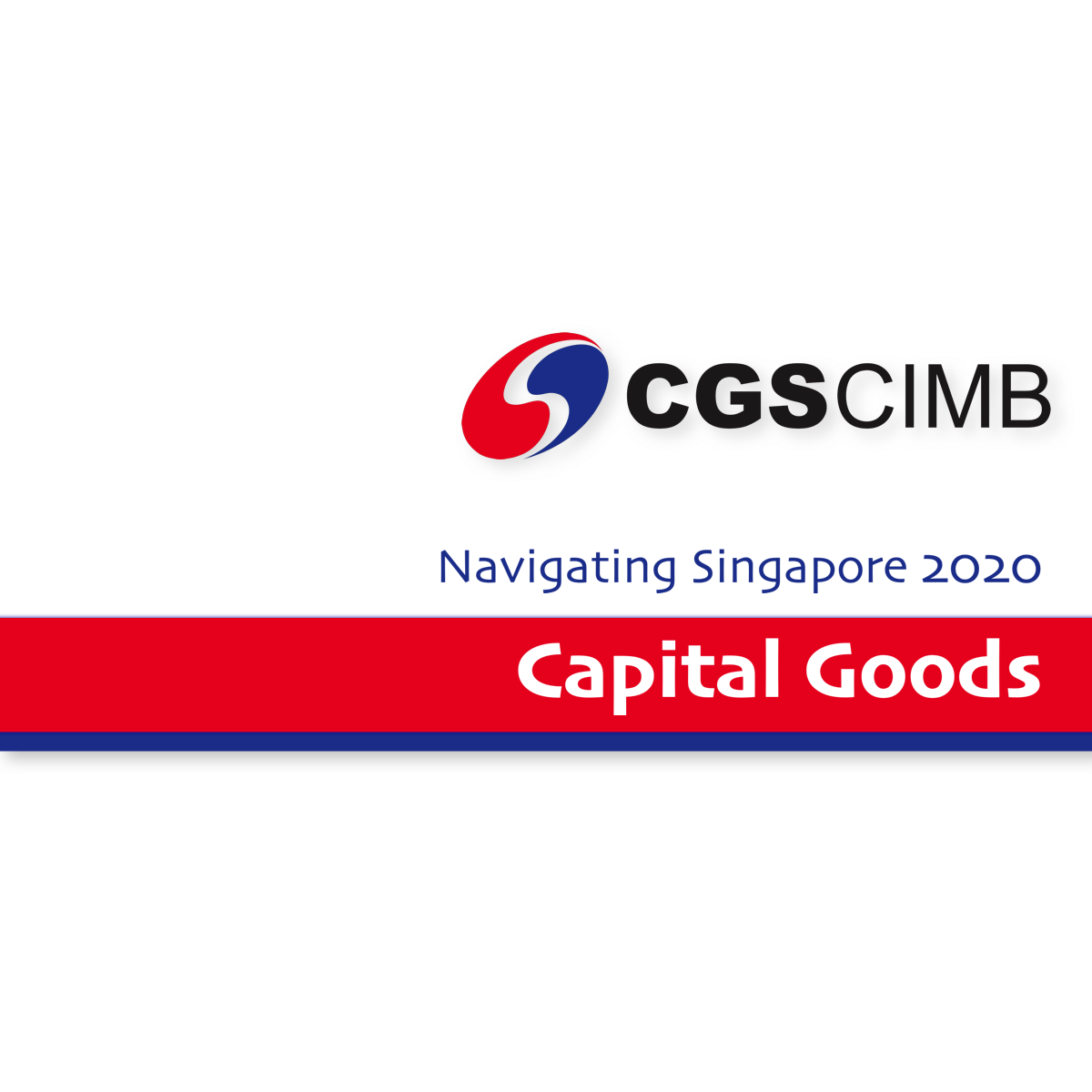 Capital Goods Sector 2020 Outlook - CGS-CIMB Research | SGinvestors.io