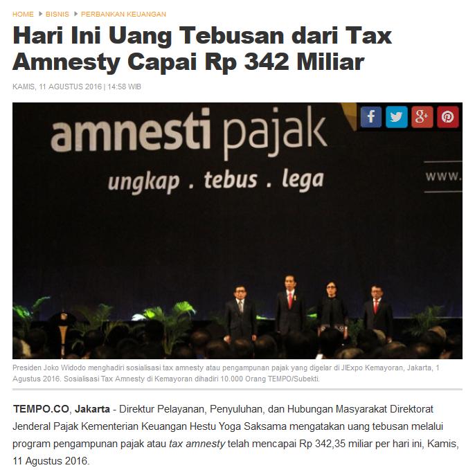 tebusan amnesti pajak