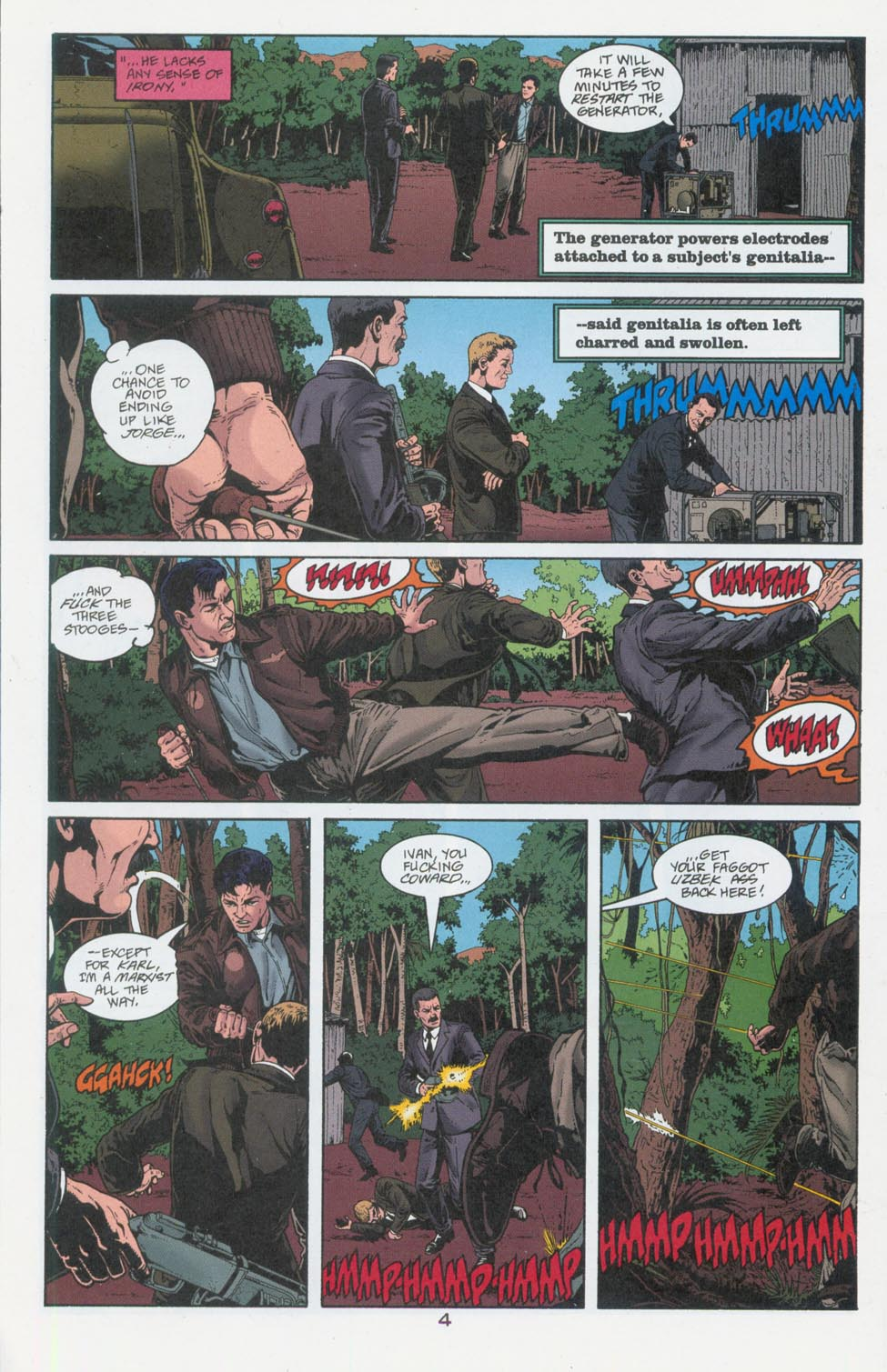 Read online American Century comic -  Issue #3 - 5