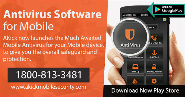 Mobile antivirus for smartphones