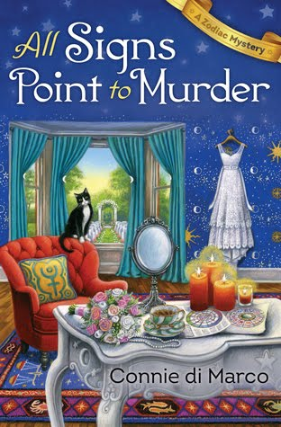 All Signs Point to Murder (Zodiac Mystery Book 2) by Connie di Marco