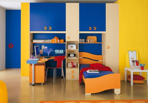 Decoración dormtorio infantil