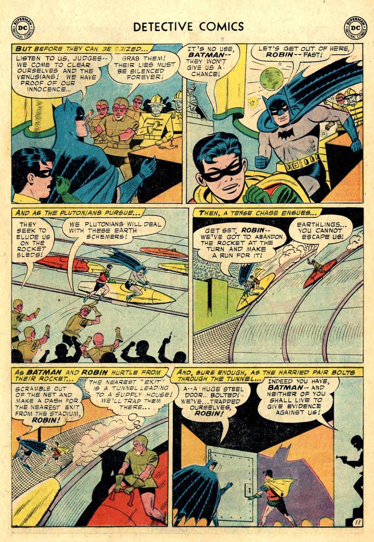 Read online Detective Comics (1937) comic -  Issue #260 - 13