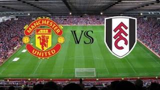 Susunan Pemain  Manchester United vs Fulham