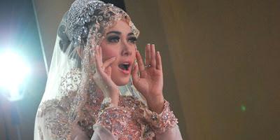 Lirik : Syahrini - I Love You Allah