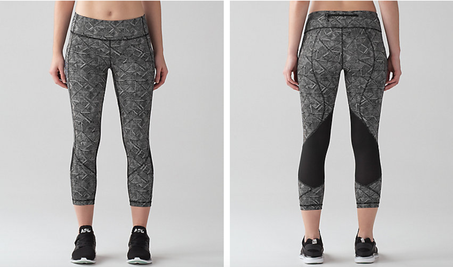 Lululemon Pace Rival Crop Formation Alpine