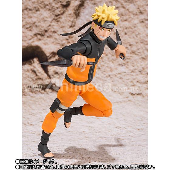 Figura Naruto Uzumaki Sennin Mode S.H.Figuarts Naruto Shippuden