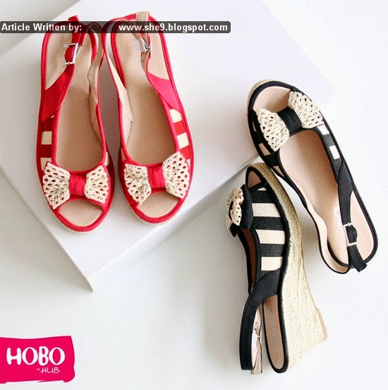 Spring Summer Ladies Shoes from HOBO by HUB
