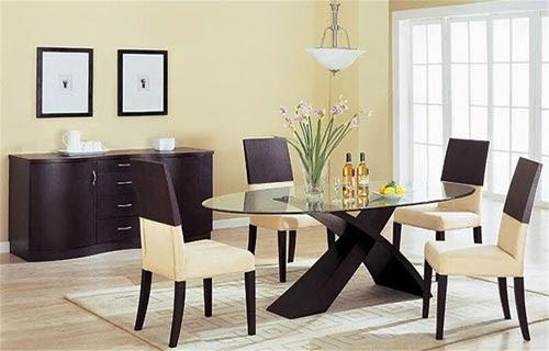 Il mio angolo nel mondo sale da pranzo moderne for Tavolo sala da pranzo moderno
