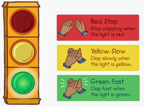 Mr. Rogers' Stop Light (Tempo)