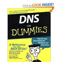 DNS for dummies ebook