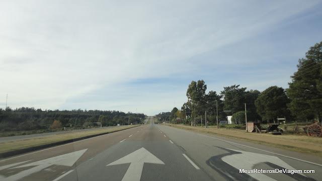Rodovia Interbalnearia - Uruguai