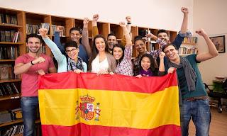học tiếng Tây Ban Nha du học