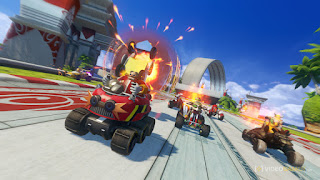 Sonic & All Stars Racing Transformed DLC