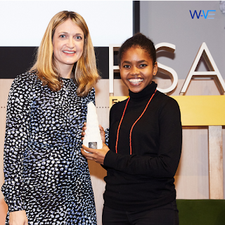 WAVE receives 2019 Future Work Award in South Africa