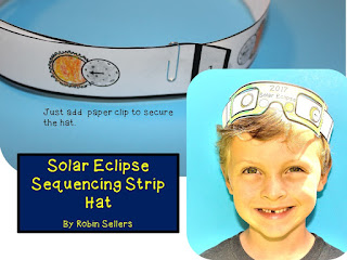 2017 solar eclipse hat