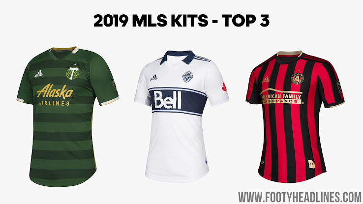 ranking all 25 new 2019 mls kits footy headlines ranking all 25 new 2019 mls kits