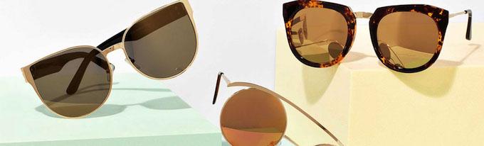 guida agli occhiali da sole da donna di zalando