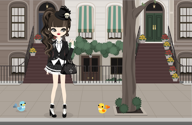 Bentewee: Gothic Lolita