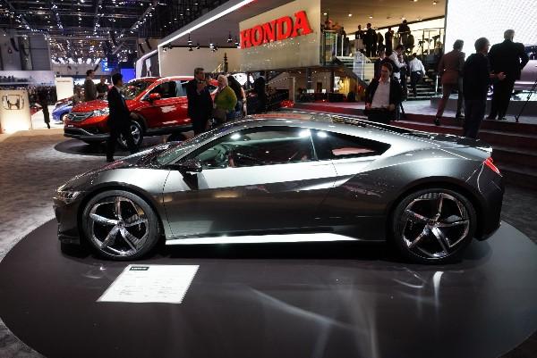 Foto Honda NSX di Geneva MS 2013