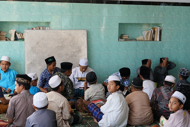 Guru Madrasah Diniyah Al-Khoirot tahun Ajaran 2019-2020