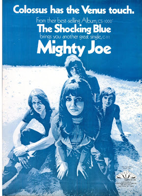 The Shocking Blue Mighty Joe Poster