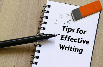 Tips for Effective Writing