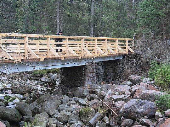 Drugi most.