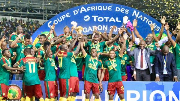 Camerún futbol