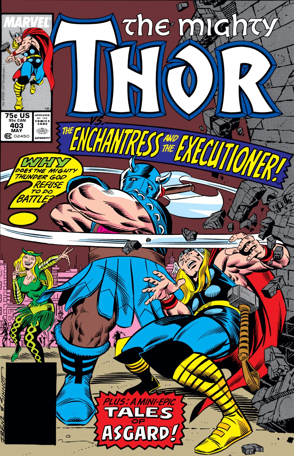 Thor (1966) 403 Page 1