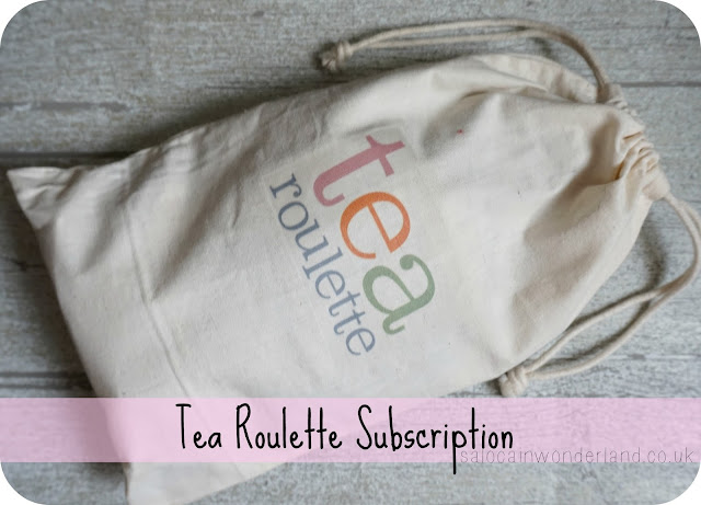 tea roulette subscription review