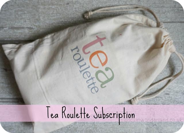 tea roulette subscription review