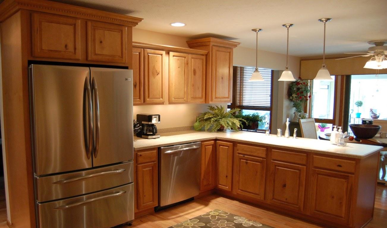 Tips Desain Kreatif untuk Lemari Dapur Minimalis Modern