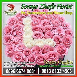 Toko bunga mawar box di cikarang