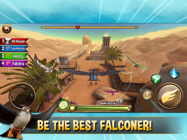 Falcon Valley Battle Apk-Appzmod
