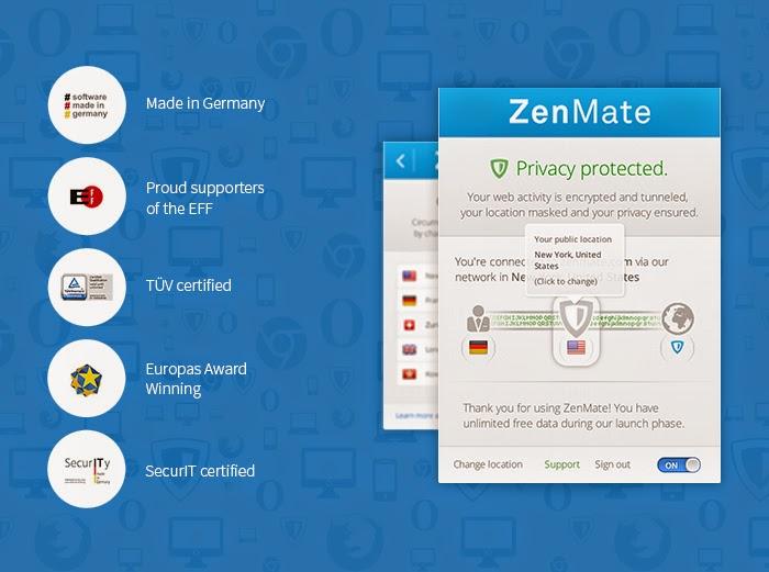 ZenMate VPN   oyithokk