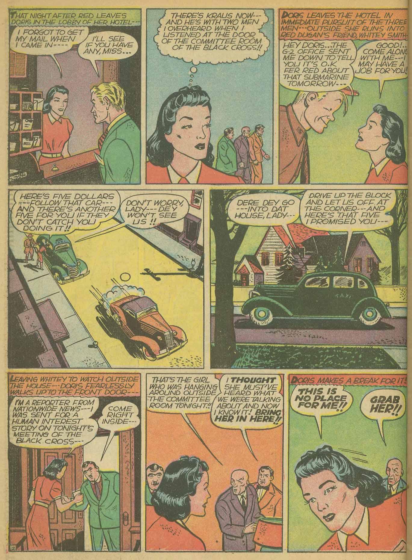 Read online All-American Comics (1939) comic -  Issue #8 - 12