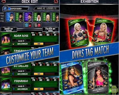 WWE SuperCard | Top 10 WWE Android Games2016