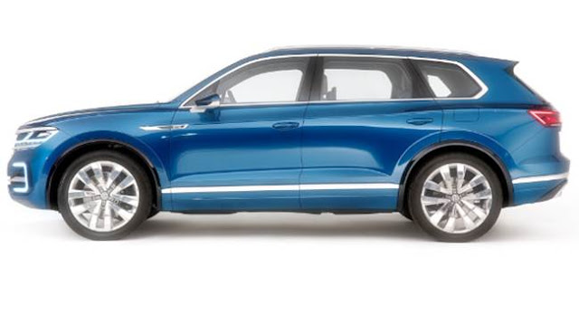 VW Touareg 2018 Model, Release Date, Price