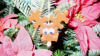 Puzzle Piece Ornaments 1