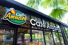 เทรนด์ใหม่นัดเรียนพิเศษตามร้านกาแฟ สะดวกดี มาดูสาขาร้านกาแฟอเมซอนกันครับ
