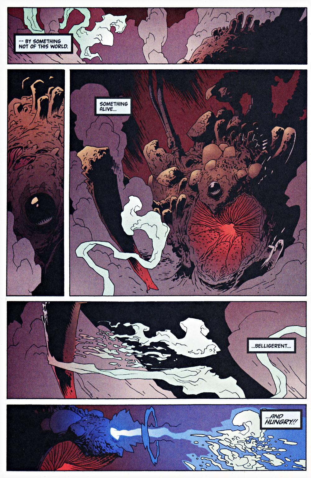 Read online Hellboy: Weird Tales comic -  Issue #7 - 24