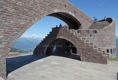 Chiesa di Mario Botta all'Alpe Foppa